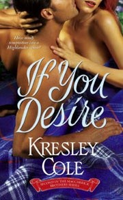 Okładka książki If You Desire