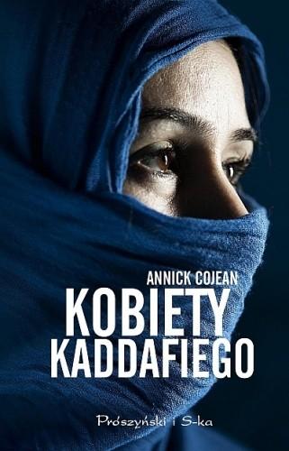 Okładka książki Kobiety Kaddafiego