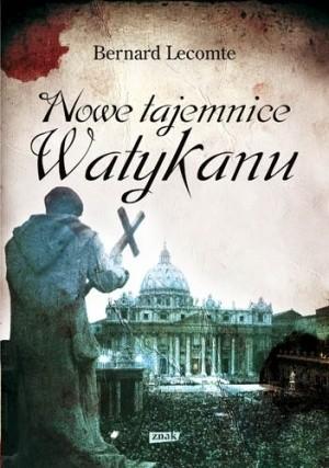 Okładka książki Nowe tajemnice Watykanu