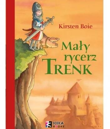 Okładka książki Mały rycerz Trenk