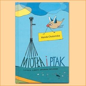 Okładka książki Miotła i Ptak