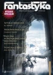 Okładka książki Fantastyka wydanie specjalne 4 (25)/2009