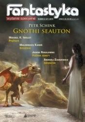 Okładka książki Fantastyka wydanie specjalne 2 (27)/2010