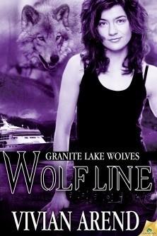 Okładka książki Wolf Line