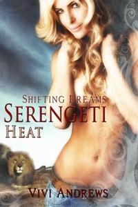 Okładka książki Serengeti Heat
