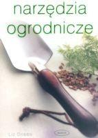 Okładka książki Narzędzia ogrodnicze