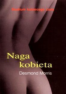 Okładka książki Naga kobieta