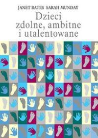 Okładka książki Dzieci zdolne, ambitne i utalentowane