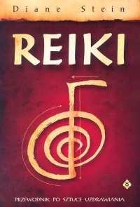 Okładka książki Reiki przewodnik po sztuce uzdrawiania