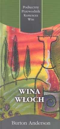 Okładka książki Wina Włoch