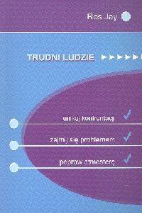 Okładka książki Trudni ludzie