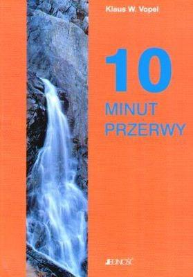 Okładka książki 10 minut przerwy