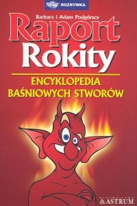 Okładka książki Raport Rokity