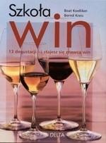 Okładka książki Szkoła win