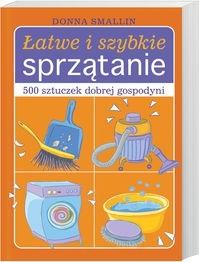 Okładka książki Łatwe i szybkie sprzątanie