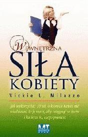 Okładka książki Wewnętrzna siła kobiety