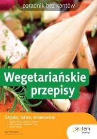 Okładka książki Wegetariańskie przepisy