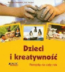 Okładka książki Dzieci i kreatywność