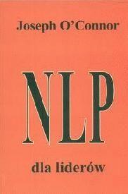 Okładka książki NLP dla liderów