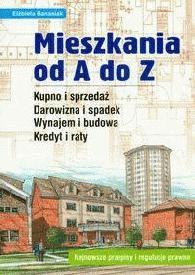 Okładka książki Mieszkania od A do z