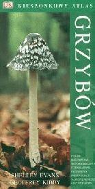 Okładka książki Kieszonkowy atlas grzybów