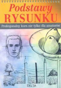 Okładka książki Podstawy rysunku