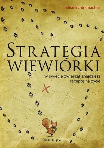 Okładka książki Strategia wiewiórki