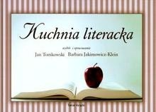 Okładka książki Kuchnia literacka
