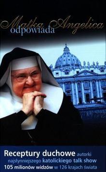 Okładka książki Matka Angelica odpowiada