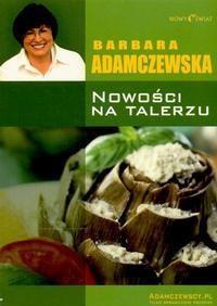 Okładka książki Nowości na talerzu