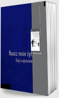 Okładka książki Naucz mnie żyć