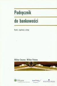 Okładka książki Podręcznik do bankowości
