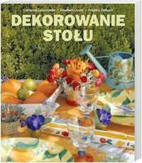 Okładka książki Dekorowanie stołu