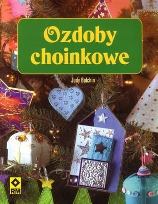Okładka książki Ozdoby choinkowe