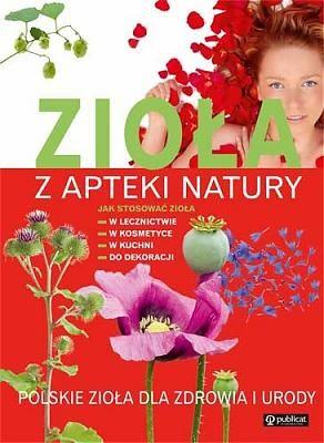 Okładka książki Zioła z apteki natury