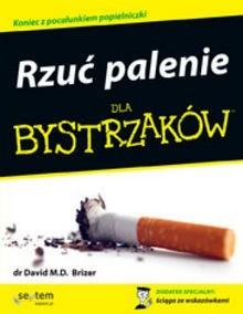 Okładka książki Rzuć palenie