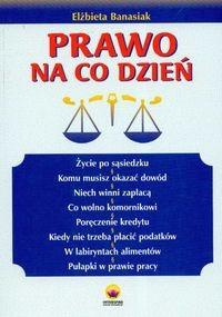 Okładka książki Prawo na co dzień