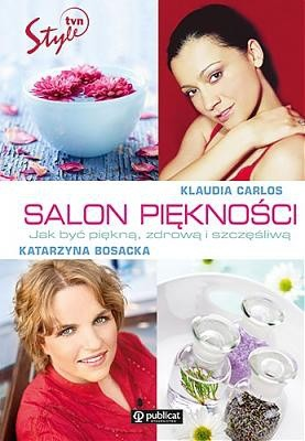Okładka książki Salon piękności