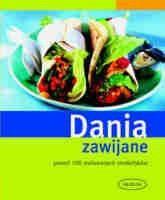 Okładka książki Dania zawijane