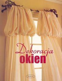 Okładka książki Dekoracja okien