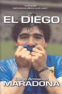 Okładka książki El Diego