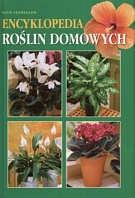 Okładka książki Encyklopedia roślin domowych