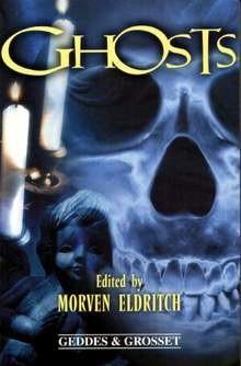 Okładka książki Ghosts