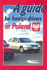 Okładka książki A quide for foreign drivers in Poland