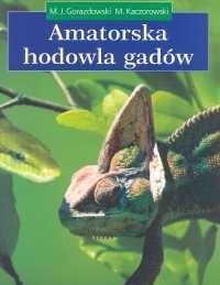 Okładka książki Amatorska hodowla gadów