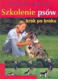 Okładka książki Szkolenie psów