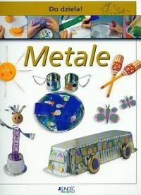 Okładka książki Metale
