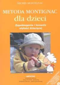 Okładka książki Metoda Montignac dla dzieci
