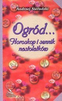 Okładka książki Ogród...