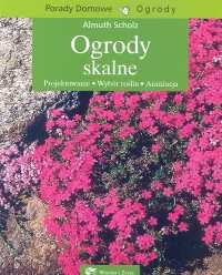 Okładka książki Ogrody skalne